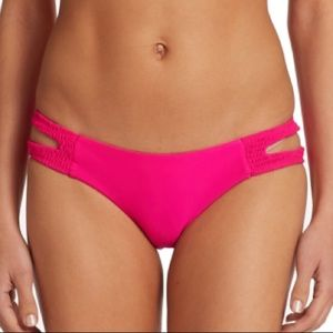 Tori Praver Swimwear Purple Raven Bikini bottom